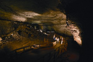 Mammoth Cave - Broadway